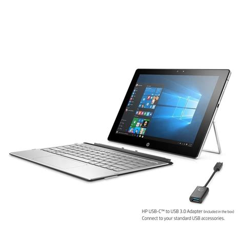 Hp Tablet 4g Lte new hp spectre x2 12 quot wuxga touch 2in1 4g lte tablet m 6y30 2 2ghz 4gb 128gb w10 ebay