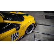 Liberty Walk Bugatti Veyron Is Not Impossible  Autoevolution