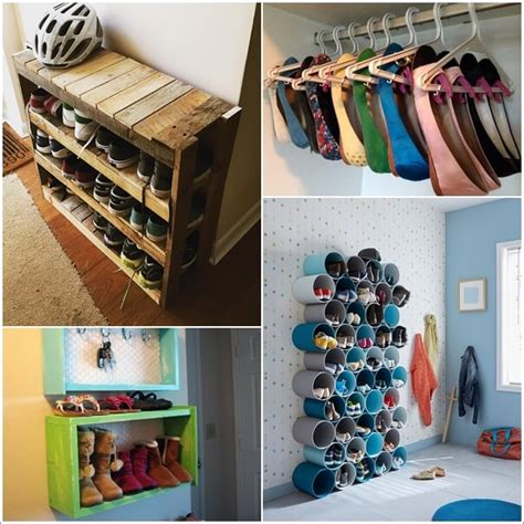 ideas shoes storage 15 budget friendly shoe storage ideas