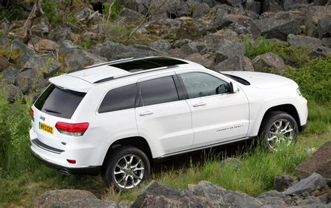 jeep grand cherokee price 2014 jeep grand cherokee uk pricing announced photo