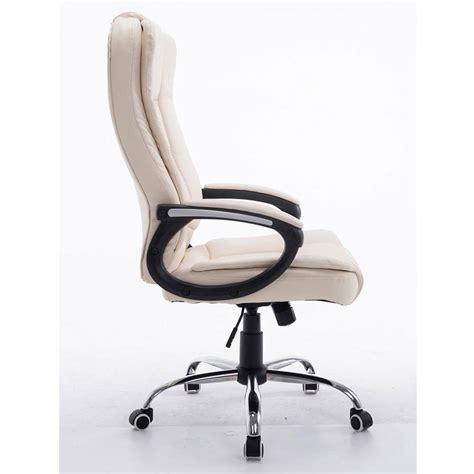 sillon de oficina sill 243 n de oficina paraguay en piel color crema sill 243 n de
