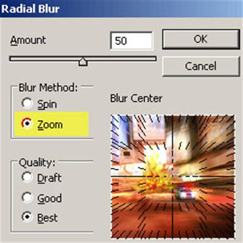 Zoom Radial Blur Photoshop Tutorials Psddude | zoom radial blur photoshop tutorials psddude
