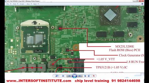 reset bios dell inspiron n5010 laptop repair training power sequence of dell n5010 how