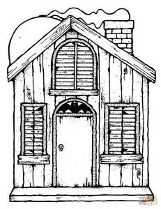 haunted house coloring pages 100 home coloring pages white house coloring page