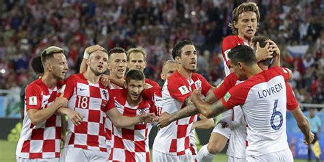 kroasia diyakini bisa melangkah jauh di piala dunia 2018