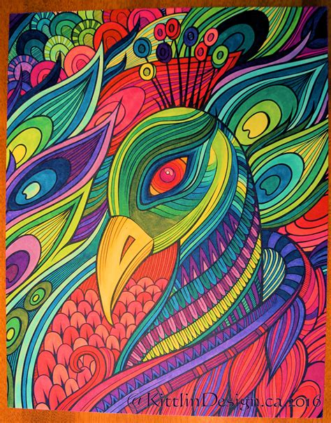 coloring book for adults finished colouring craze my completed coloring pages and