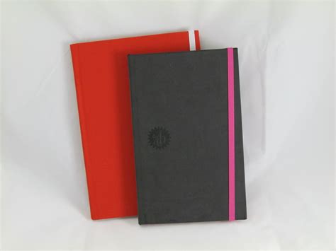 customized notebooks