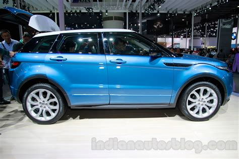 range rover made china made range rover evoque side at 2014 guangzhou auto