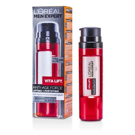 L Oreal Anti Aging expert vita lift anti aging moisturizing gel serum by l oreal mr fresh