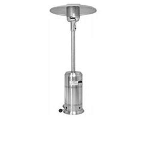 Patio Heater Wheel Kit Uniflame Commercial Outdoor Patio Heater 304 Stainless Steel Wheel Kit Included Beyond Stores