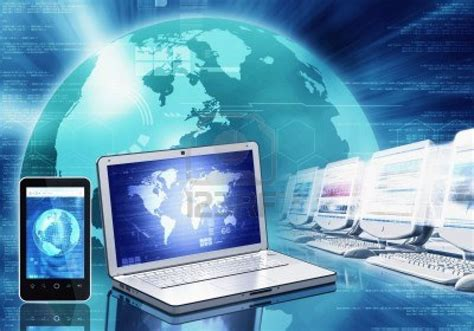a world of information 16158773 internet concept or background to illustrate the world of information technology and