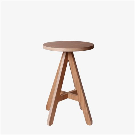 modern wood stool a stool design byalex