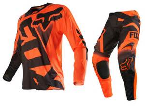 Ktm Racing Apparel Fox Racing New 2016 Mx 360 Shiv Orange Black Ktm Motocross