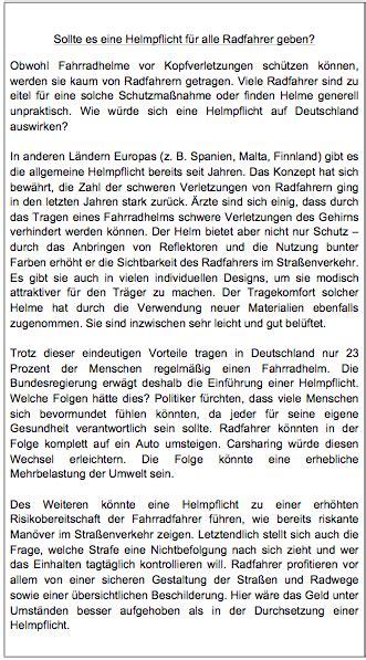 Zeitungsartikel Design Vorlage Leserbrief 1 7 Klasse Alle Bundesl 228 Nder Learnattack