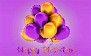 Home Design 3d Gold Para Android Gratis happy birthday purple yellow balloons images