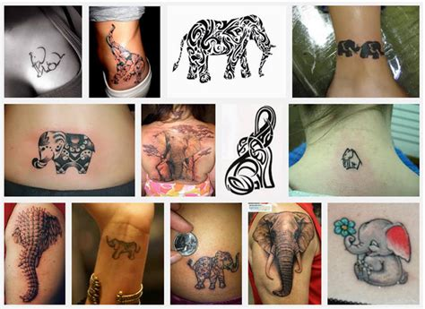 elephant tattoo meaning yahoo checkoutmyink com