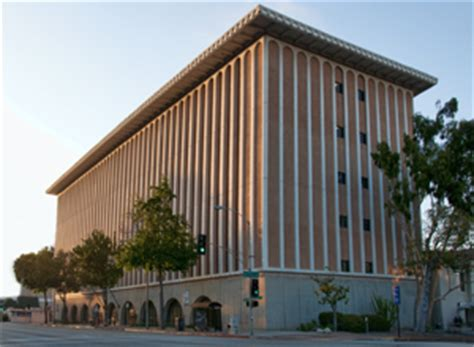 Pasadena Dmv Office by Courthouses In Los Angeles County Contacts And Locations