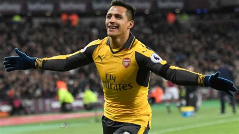 arsenal guardian sanchez may quit arsenal after bournemouth tantrum sport