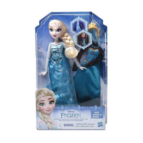 Mainan Anak Frozen My House Dos jual hasbro disney frozen coronation change elsa mainan anak harga kualitas terjamin