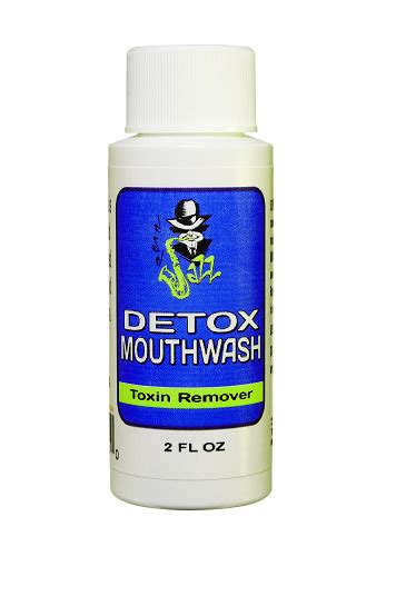 Detox Saliva Mouthwash by Jazz Mouthwash Saliva Detox