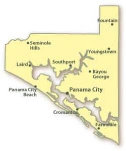 map of bay county florida florida bay county real estate homes for sale