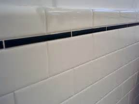 bullnose trim tile for bathrooms subway tile with pencil tile trim and a bullnose edge finish