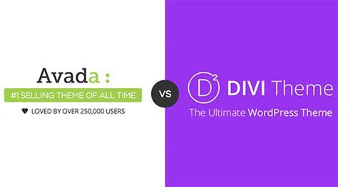 avada theme vs divi divi vs avada which premium wordpress theme is the best