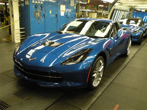 what color was the corvette four 2016 colors on the chopping block national corvette