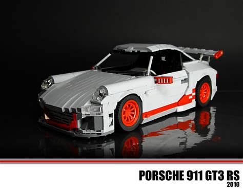 lego porsche 911 gt3 rs lego porsche 911 gt3 rs the porsche 911 gt3 is a higher