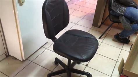 stop chair from sinking reparaci 243 n de silla de oficina cheap fix sinking office