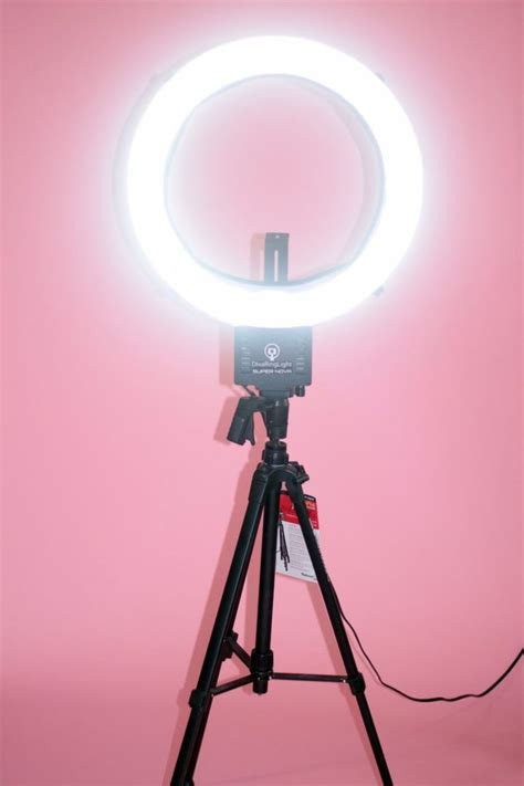 ring light supernova best 25 diy ring light ideas on ring light