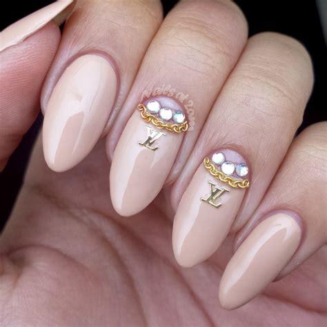 Lv Designer Nail Tips