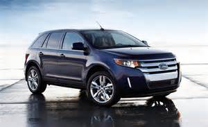 2012 Ford Edge Limited Car And Driver