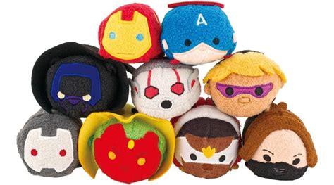 Tomica Tsum Tsum Series Marvel Avenger Iron disney tsum tsum series 2 plush up for order marvel news