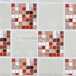 Wall Tiles Stickers Alfa Img Showing Gt Mosaic Tile Stickers
