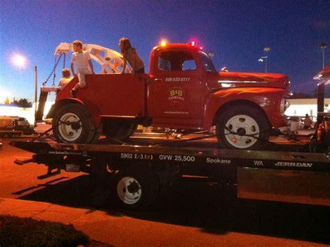 spokane truck b b towing spokane tow truck spokane towing services