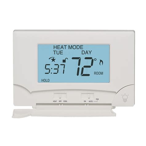 review of 5 cheap and low cost programmable thermostat