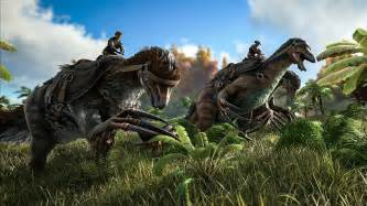 Ark survival evolved console update brings it inline with december pc