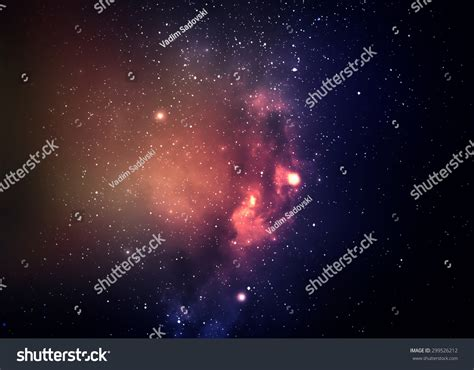 How Many Earth Years Is A Light Year by Field In Space Many Light Years Far From The