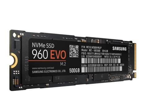 Samsung Ssd 960 Evo M 2 500gb samsung 500gb 960 evo pcie ssd ebuyer
