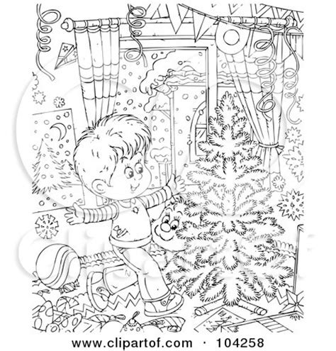 victorian christmas tree coloring page victorian christmas coloring sheet coloring pages