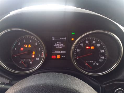 2002 jeep grand starting problems 2011 jeep grand all dash warning lights on 1