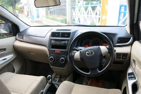 Avanza G Mt 2013 by Toyota Avanza G Airbag M T 2013 Mobilbekas