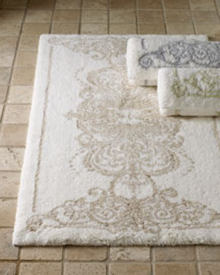 rugs for bathroom habidecor palacio bath mat