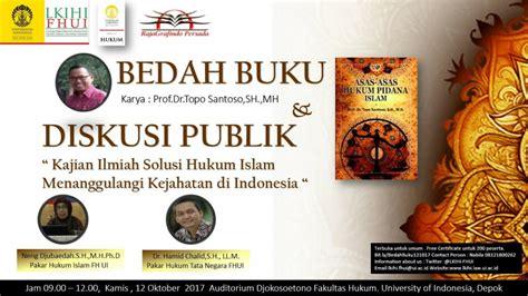Buku Kriminologi Topo Santoso Rajawali Yi asas asas hukum indonesia rajagrafindo persada