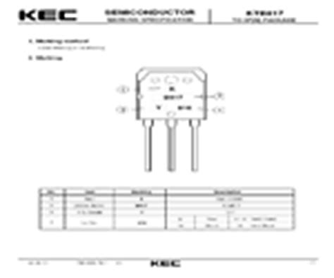 b817 transistor equivalent b817 datasheet application note datasheet archive