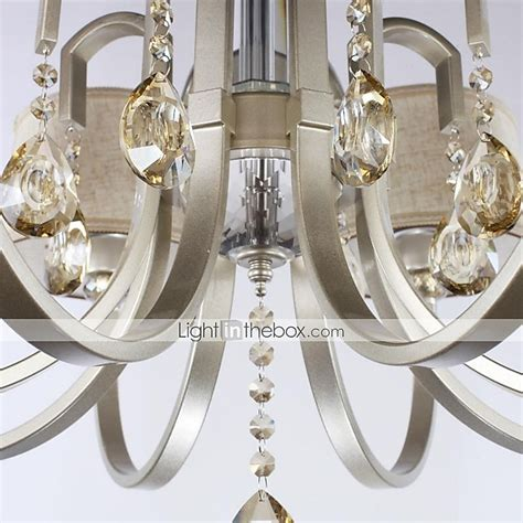 Silver Chandelier Bedroom 40w Chandelier Country Silver Feature For Metal