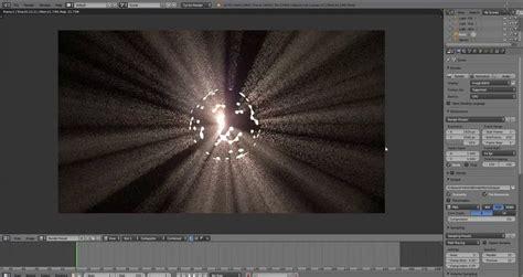 volumetric lighting in blender video tutorial creative cycles light rays volumetrics blender tutorial