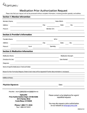 fillable coverage determination request form care