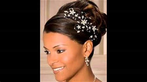 Wedding Hairstyles For American by American Wedding Hairstyles For Curly Hair Photo